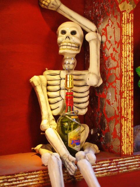 happy halloween y dia de los muertos !