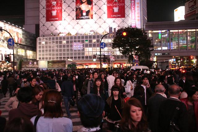 Shibuya Wanderings