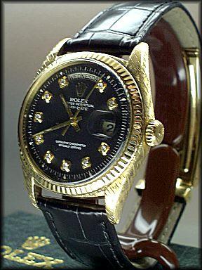 Black Diamond Rolex