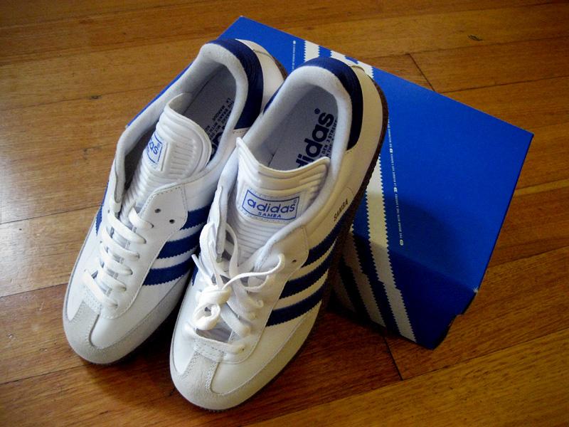 Adidas Samba Flat Sole