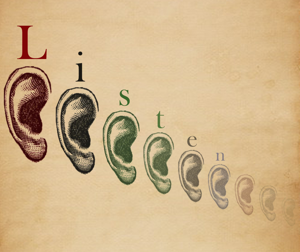 Listening is an essential part of the employee review process.