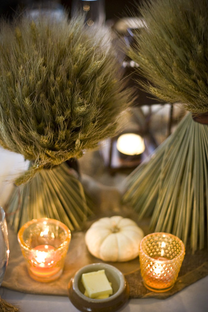 Wheat centerpieces flickr photo sharing for Wheat centerpieces