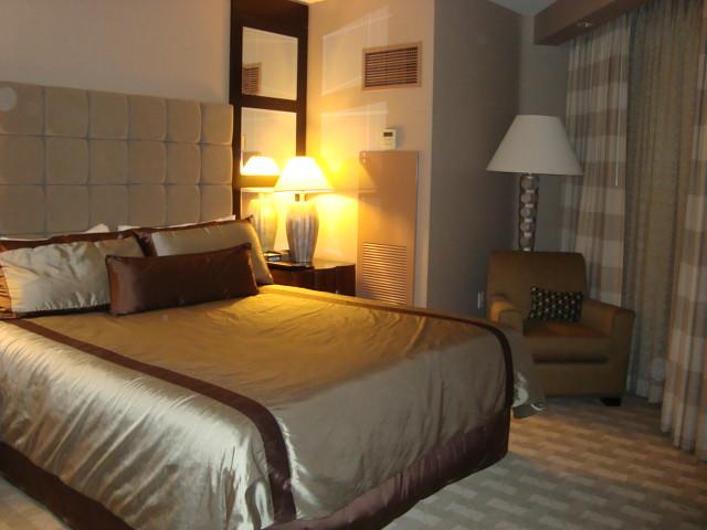 one bedroom suite at the hotel mandalay bay las vegas