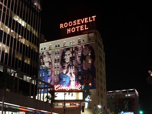 Hollywood Roosevelt Public Kitchen And Bar
