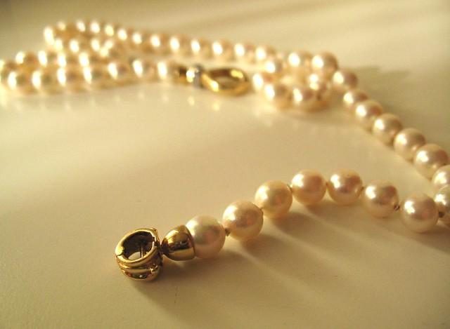 Luce di perla