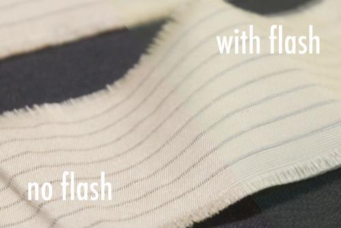 Relfective Fabric Test