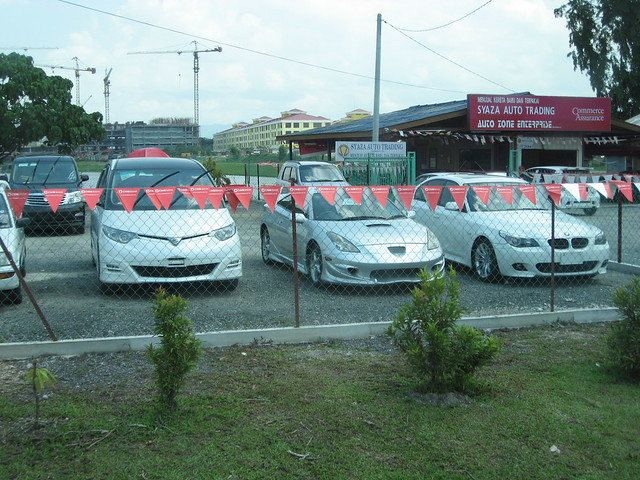 Toyota Estima, Toyota Celica, BMW series