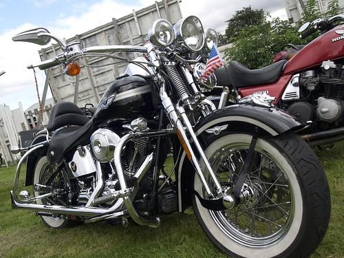 Harley Davidson Motorbikes - 2003