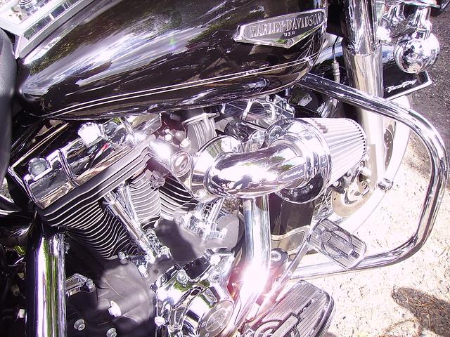 Harley Davidson Jean Jacket