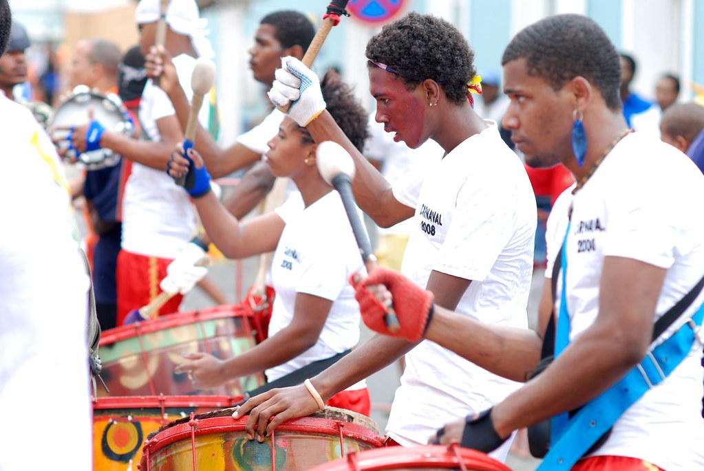 Carnaval de Mindelo - Cap-Vert - Sourdos
