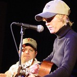 Shelby Lynne performing for WFUV Marquee members