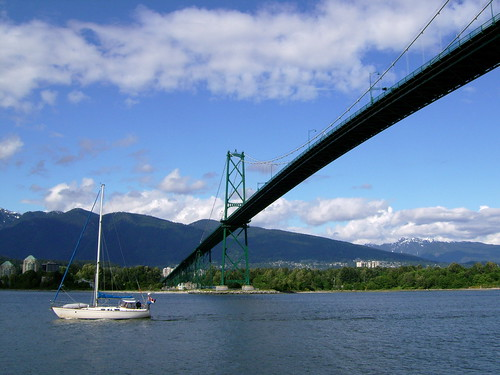 Lions Gate Bridge