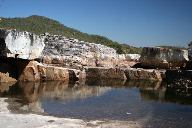Parque Nacional Chapada dos Veadeiros, Brasil