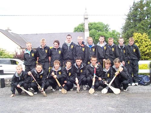 2007 Castletown Geoghegan Féile na nGael team