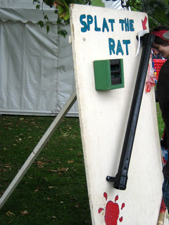 field day 08. splat the rat!