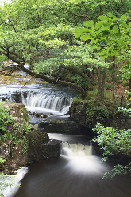 Waterfall in neath