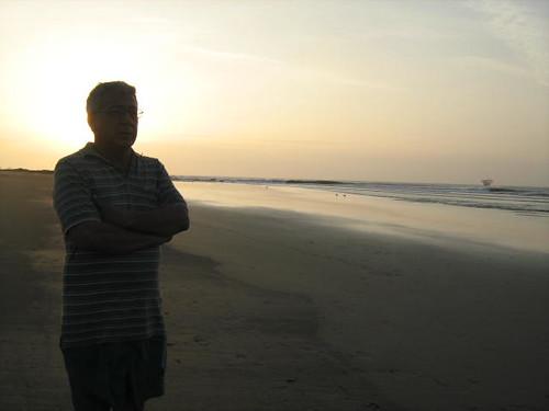 travel viaje sunset peru southamerica atardecer mar playa paisaje perù paseo nubes fotografia olas papi peruvian sudamerica piura sunsetssunrises peruvianimages playalobitos
