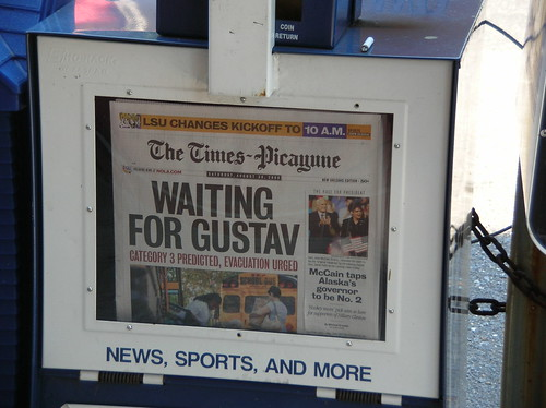 Waiting For Gustav
