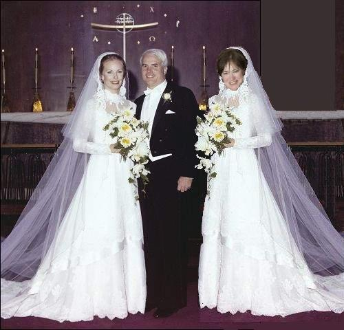 Defenders Of Marriage When John Mccain Married Cindy Lou