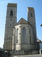 Stadtpfarrkirche St Johann, Rapperswil, Zürcher Oberland