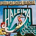 Haleiwa Boy Surfing sign