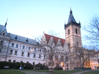 Imagen de Novoměstská radnice cerca de Staré Město. praha czechrepublic 2008 03020310républiquetchèque