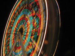100 Things to see at the fair #8: Ferris Wheel