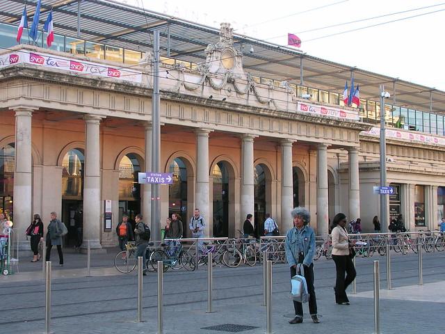 gare SNCF (MONTPELLIER,FR34)