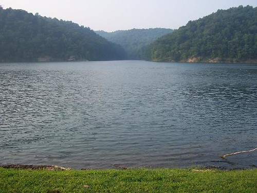 Sutton lake and west virginia mountains flickr photo for Wv fishing report