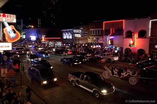 Downtown Nashville Saturday Night | Flickr - Photo Sharing!