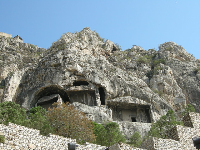 AMASYA - The Pontic Kings Tombs - a photo on Flickriver