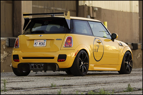 m7 tuning r56 mini cooper s flickr photo sharing. Black Bedroom Furniture Sets. Home Design Ideas