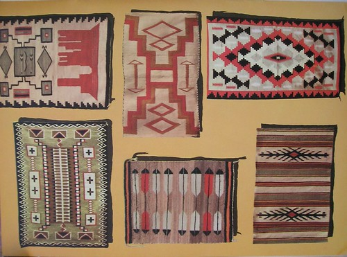 bunky's pickle's photo of Indian rugs.