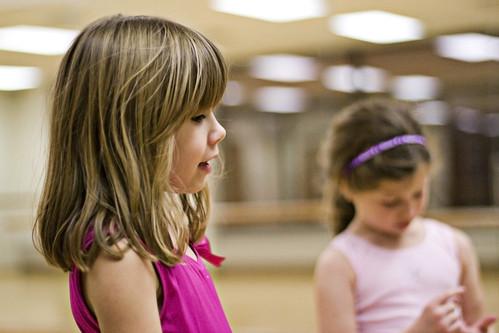 ballet class structure