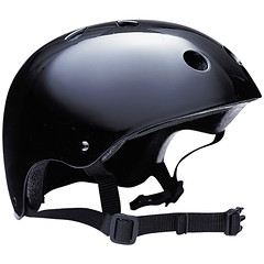 face mask(0.0), headgear(0.0), football--equipment and supplies(0.0), clothing(0.0), batting helmet(0.0), goggles(0.0), helmet(1.0), riding gear(1.0), personal protective equipment(1.0), equestrian helmet(1.0), bicycle helmet(1.0), motorcycle helmet(1.0), headgear(1.0),