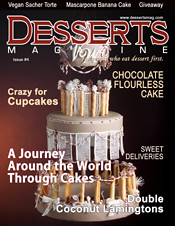 Desserts Magazine Issue #4