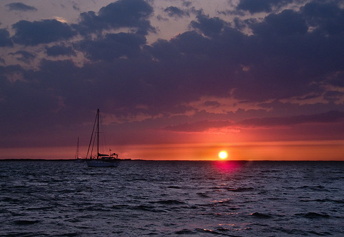 sunset water clouds canon boats ps floridakeys favorited sx200 blackwatersound chdk