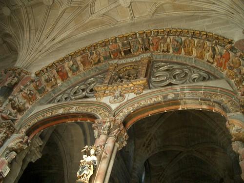 Portico de la Gloria Catedral OURENSE
