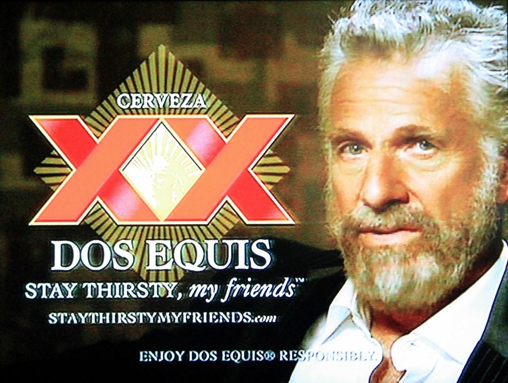 Doseki beer commercial guy dating