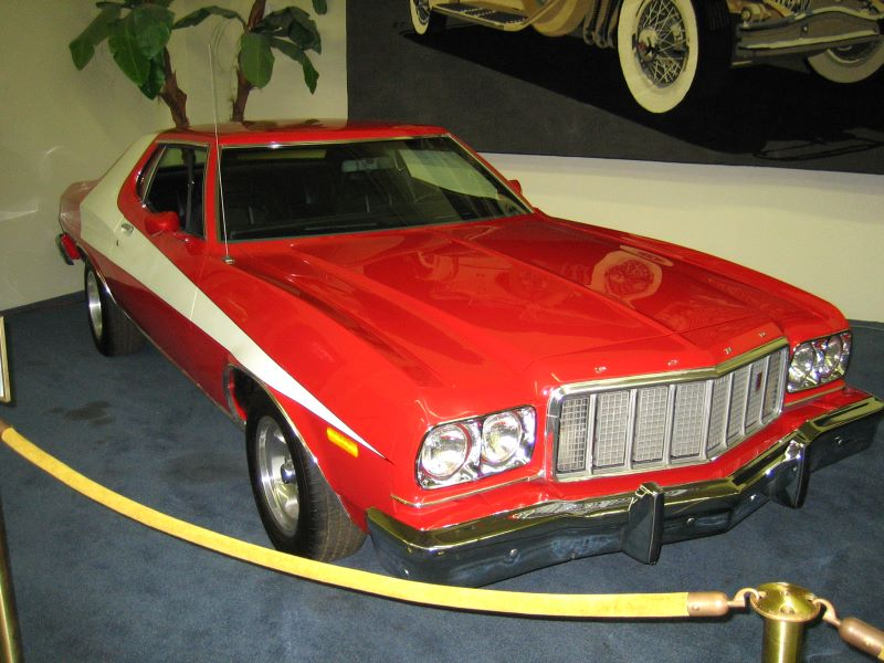 1974 Ford Torino Classic American Muscle Car - Imperial Palace ...
