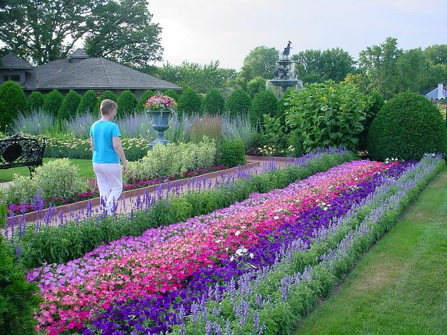 Linda At Munsinger Clemens Gardens These Beautiful Well Ke Flickr Photo Sharing