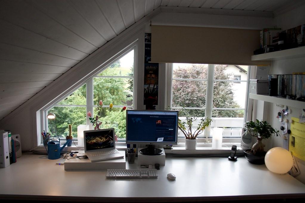 desk redesign
