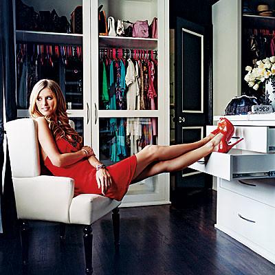 Nikki Hilton's Closet, InStyle