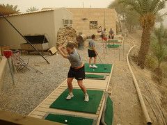 play(0.0), sports(1.0), recreation(1.0), outdoor recreation(1.0), leisure(1.0), games(1.0), miniature golf(1.0),