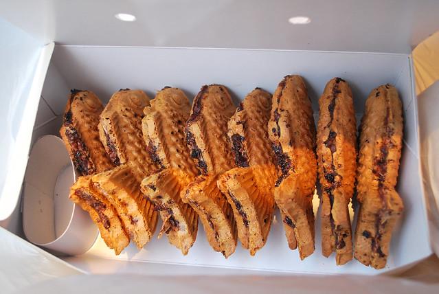 taiyaki / 鯛焼き  たいやき ひいらぎ