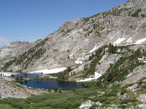 """rubymountains """"cold lakes"""""""