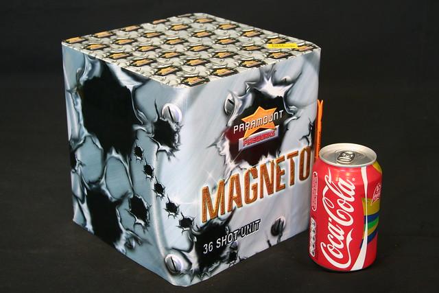 EpicFireworks - Magneto 36 shot