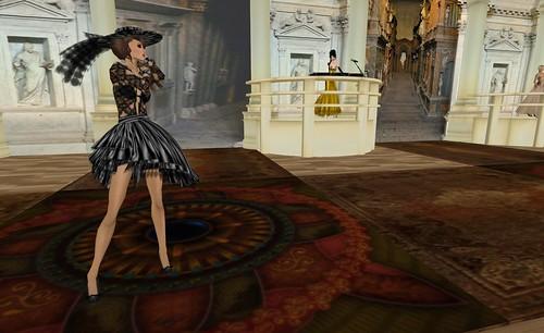 italian fashion show