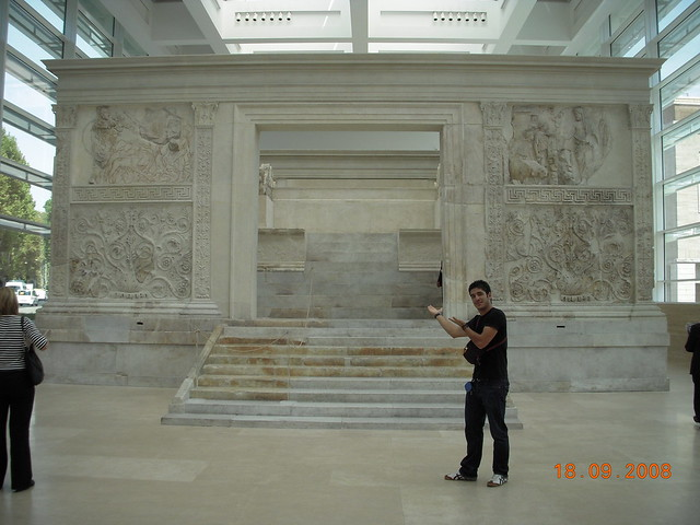 643 - Museo dell'Ara Pacis