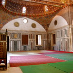 Mosque of Suleiman Pasha - Interior